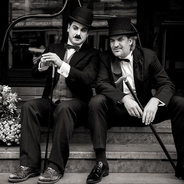 Charlie Chaplin nyitja a Játékszín új évadát
